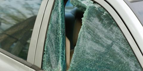 3 Steps for Handling a Broken Car Window, Troy, Missouri