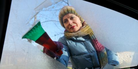 How to Defrost Your Auto Glass in the Winter, Rochester, New York