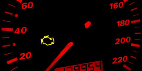Check Engine Light in New Kensington, PA