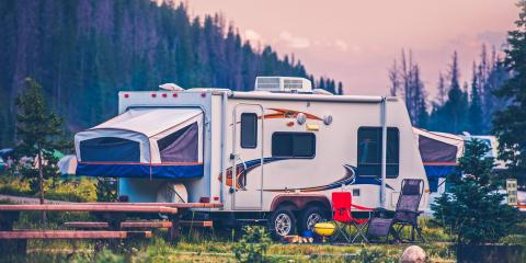 Why You Need RV Insurance in Addition to Auto Insurance, Albemarle, North Carolina