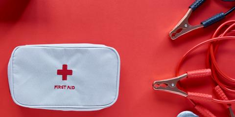 5 First Aid Items to Keep In Your Car, Bolivar, Missouri