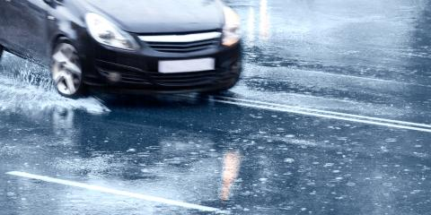 3 Safety Tips for Driving in the Rain, Enterprise, Alabama