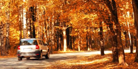 4 Tips for Fall Driving Safety, Fairfield, Ohio