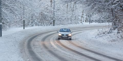 A Driver's Guide to Black Ice, Geneseo, New York