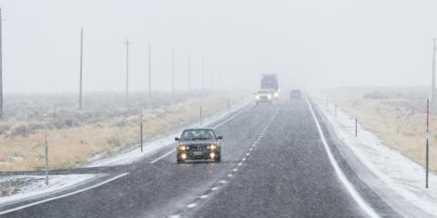 4 Winter Safety Driving Tips , Pomeroy, Ohio