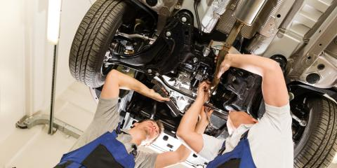 3 Common Reasons Your Car's Not Smooth on the Road, Anchorage, Alaska