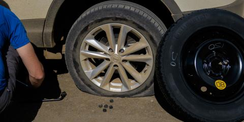 What to Know About Spare Tires, Lincoln, Nebraska
