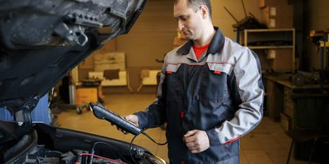 3 Tips to Keep Your Car Battery Running This Winter, Lincoln, Nebraska
