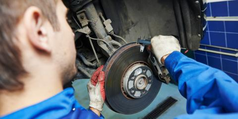 3 Sounds Indicating Your Car Needs Brake Service, High Point, North Carolina