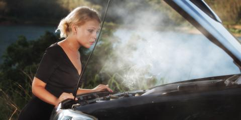 Auto Inspection Pros: What to Do If Your Car Overheats, High Point, North Carolina