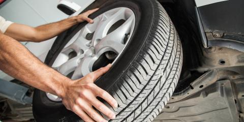 3 Auto Maintenance Strategies to Protect Tires From a Blowout, Lincoln, Nebraska
