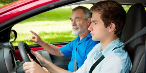 3 Auto Maintenance Principles to Teach Your Teenager, Kannapolis, North Carolina
