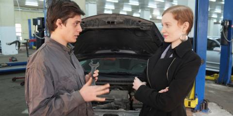 5 Signs You're in Need of Auto Maintenance, Anchorage, Alaska