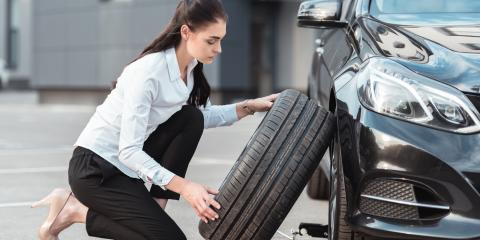 How Long Can You Drive on a Spare Tire Before Going to an Auto Mechanic?, Hodgenville, Kentucky