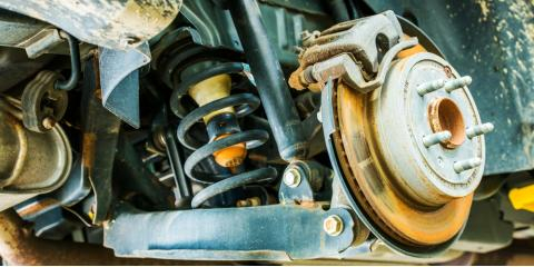 Brake Repair Experts Offer Crucial Brake & Tire Maintenance Tips, Elizabethtown, Kentucky