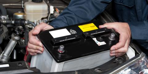 Auto Mechanics Answer 3 Questions About Electrical Systems, Anchorage, Alaska