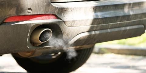 3 Likely Reasons Your Car Is Blowing White Smoke, Geneseo, New York