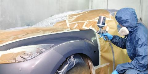 FAQs About Computerized Paint Matching, Springfield, Ohio