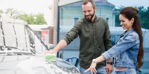How to Maintain Your Car's Paint, High Point, North Carolina