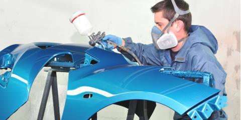 Benefits & Drawbacks of Different Auto Painting Options, Polson, Montana