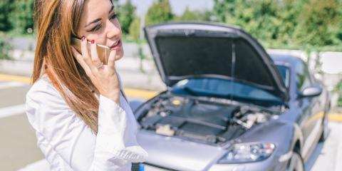 4 Signs Your Vehicle Needs a Tuneup, Anchorage, Alaska