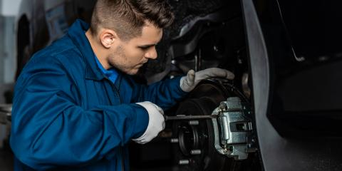 3 Signs Your Brake Pads Need Replacing, Morehead, Kentucky