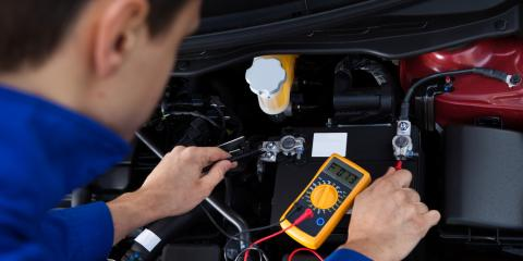 3 Signs Your Car Battery Is Deteriorating , Melbourne, Kentucky