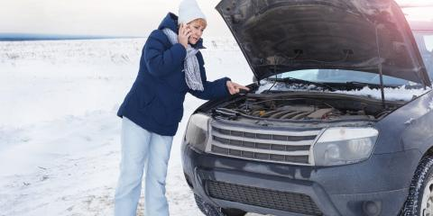 3 Common Winter Car Issues, Franklinville, New York