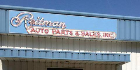 Reitman Auto Parts & Sales Inc., Auto Parts, Services, Melbourne, Kentucky