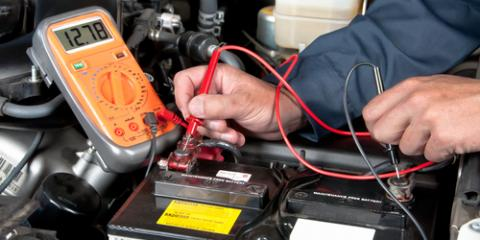 3 Important Reasons to Maintain a Healthy Car Battery in the Winter, Pasco, Washington