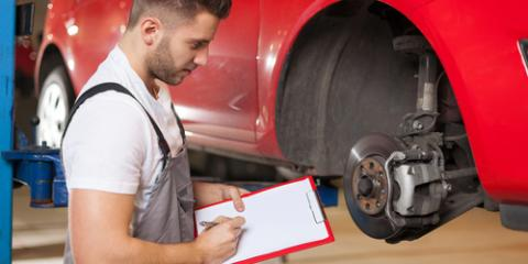 The Top 3 Signs Your Brakes Need Repair, Anchorage, Alaska