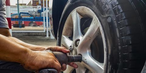 3 Benefits of Routine Tire Rotation, Columbus, Nebraska
