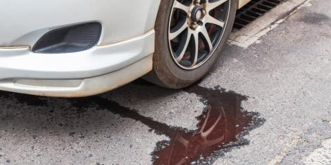 A Guide to Identifying Where Your Car Leak Is Coming From, Kalispell, Montana