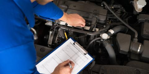What to Expect From a Vehicle Safety Inspection, East Franklin, Pennsylvania
