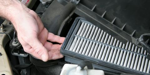 A Quick Guide on Replacing the Engine's Air Filter, Columbia, Missouri
