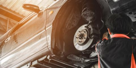 4 Signs It's Time to Update Your Car's Brake Pads, Columbus, Nebraska