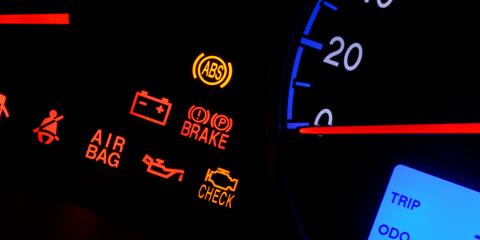 4 Reasons Your Car's Check Engine Light Turns On, Dayton, Ohio