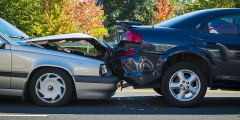 5 Common Causes of Car Accidents, Fairbanks, Alaska