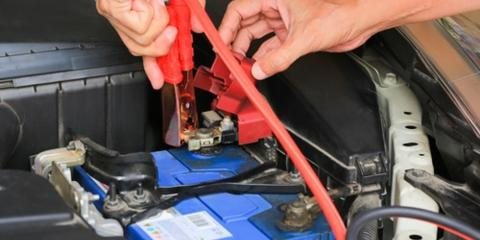 Auto Repair Experts on How to Jump-Start a Car, Hazelwood, Missouri