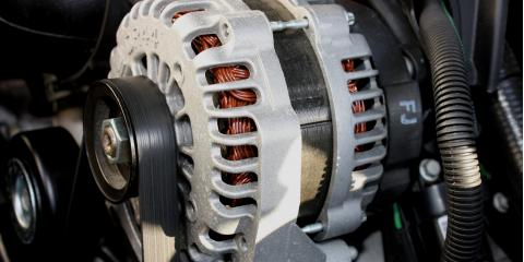 A Guide to Your Car's Alternator, Honolulu, Hawaii