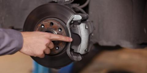 Auto Repair Company Lists 3 Signs You Need Brake Service, Honolulu County, Hawaii