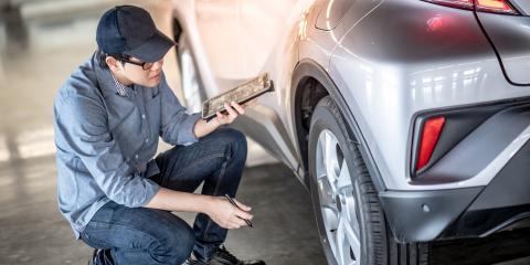 Vehicle Safety Checks on Hold During Coronavirus Orders, Lihue, Hawaii