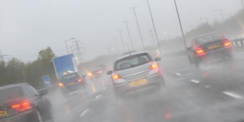 4 Tips for Driving in Bad Weather, Lincoln, Nebraska