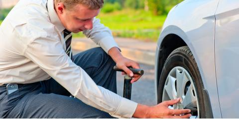 5 Warning Signs It's Time to Replace Your Tires, Farmington, New York