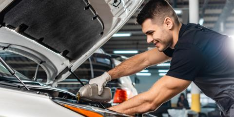 5 Signs You Need an Oil Change , Lincoln, Nebraska