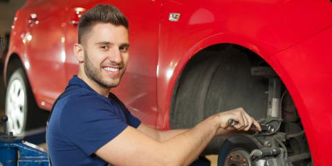 Top 3 Signs Your Car Needs Brake Repairs, Hopewell, New York