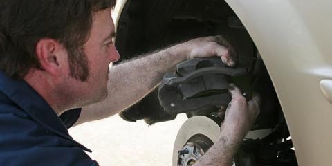 When Should You Replace Brake Pads?, Somerset, Wisconsin
