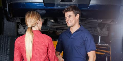 5 Questions to Ask Before Selecting an Auto Repair Service, Southeast Montgomery, Texas