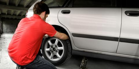 Why Bald Car Tires Are Dangerous to Drive On, Harrison, Arkansas