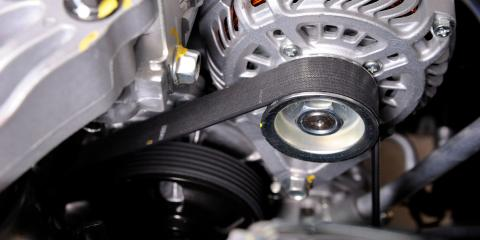 A Guide to the Timing Belt From Dee's Auto Care Specialists, Onalaska, Wisconsin